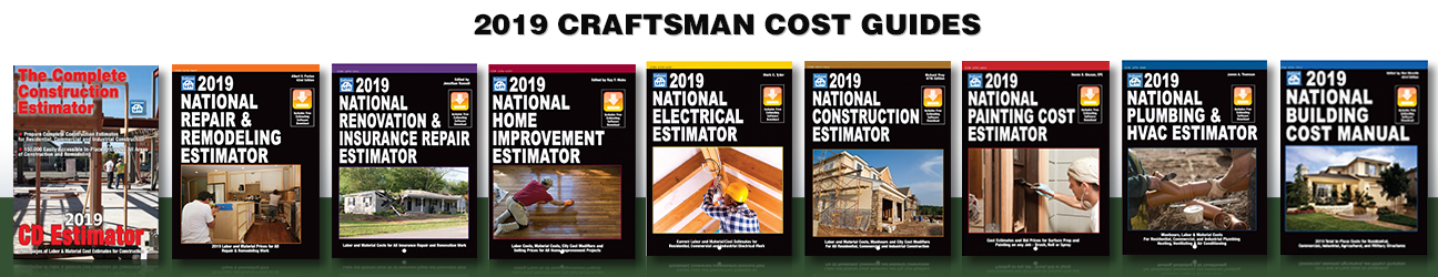 Craftsman Cost Guides