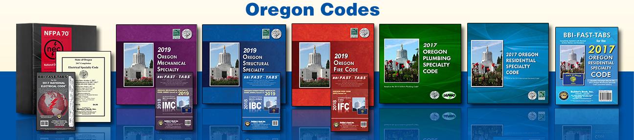 Oregon Codes