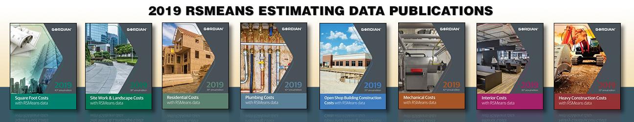 RSMeans Publications: Builder's Book, Inc Bookstore