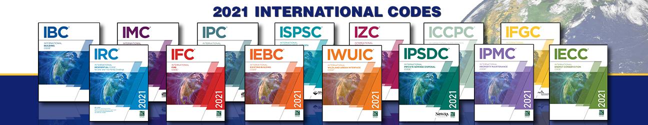 2021 International Codes