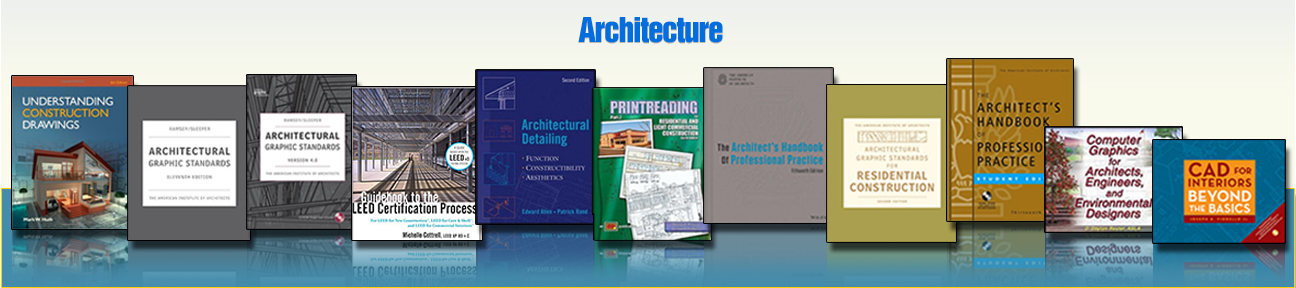 ARCHITECTURE Builder S Book Inc Bookstore