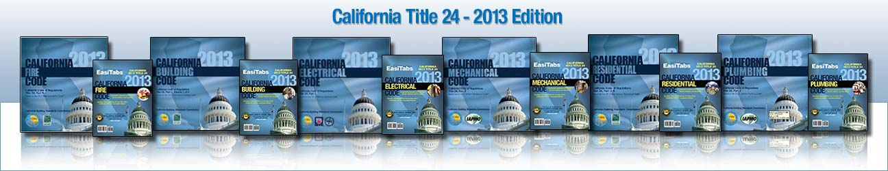 2013 Edition - California Title 24