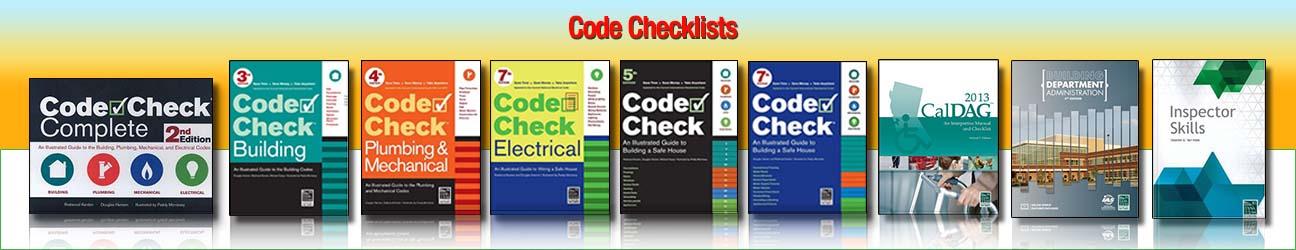 Code Checklists