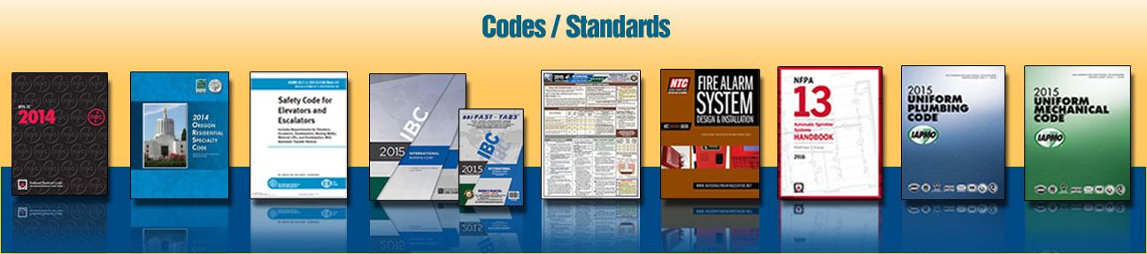 CODES / STANDARDS