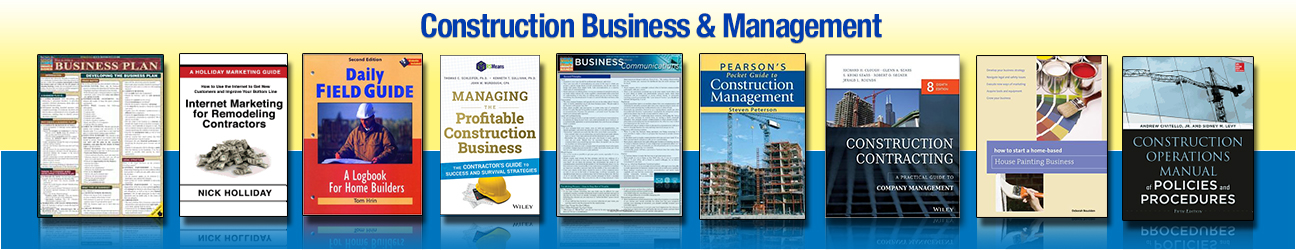 Construction Business & Management