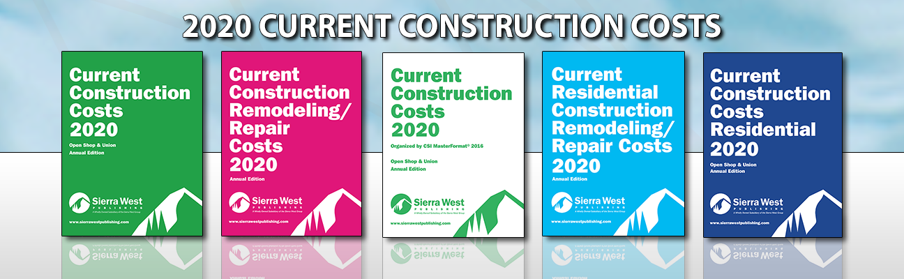 Current Construction Costs Library