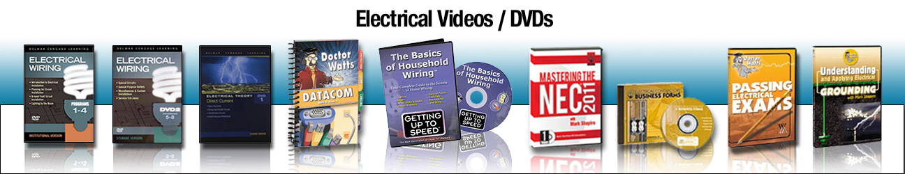 Fabulous Electrical Videos Dvds Builders Book Inc Bookstore Wiring Digital Resources Indicompassionincorg