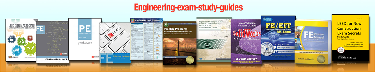 Engineering-exam-study-guides