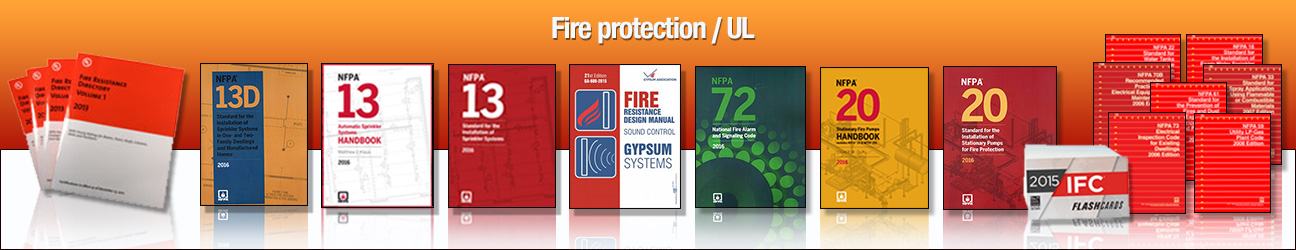 Fire protection / UL