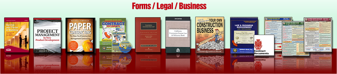 FORMS/LEGAL/BUSINESS