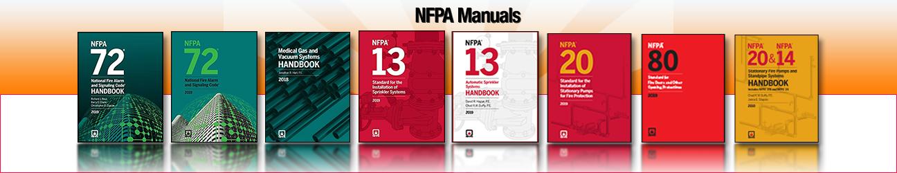 NFPA Manuals