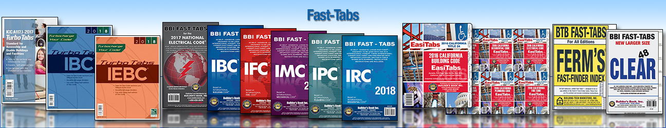 Fast-Tabs: Builder's Book, Inc Bookstore