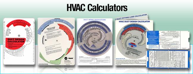 HVAC Calculators