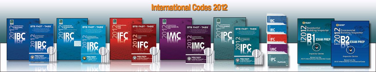 2012 International Codes