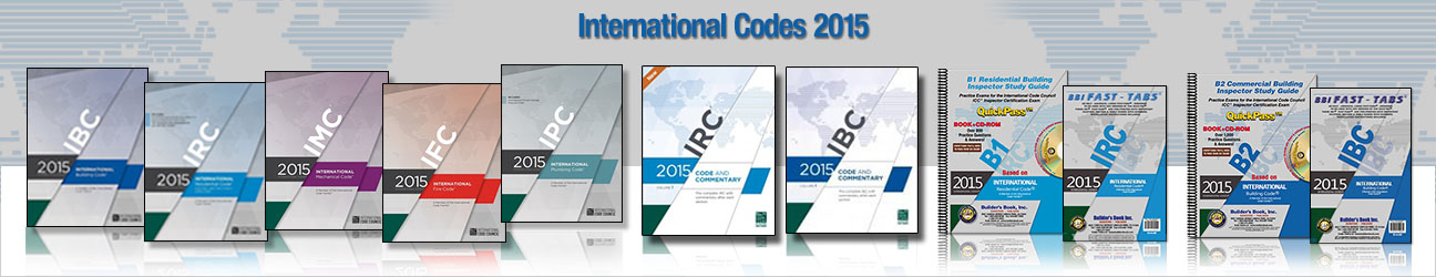2015 International Codes