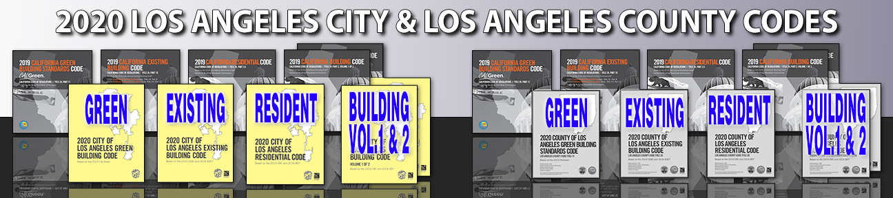 2020 L.A. City and County Codes