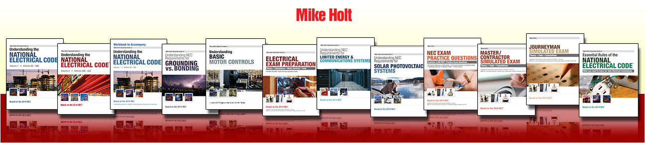 Mike Holt Builder S Book Inc Bookstore