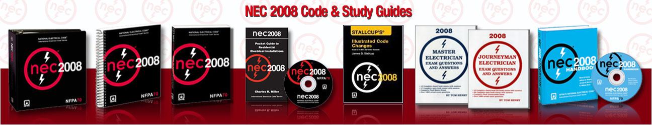 NEC 2008 Study Guides