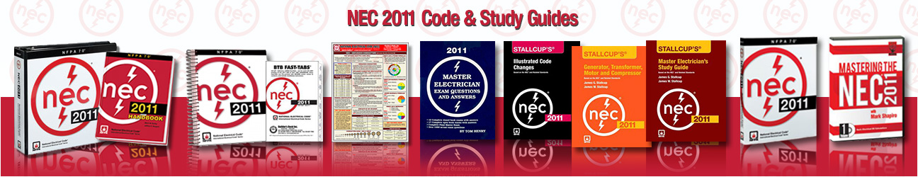 NEC 2011 Study Guides