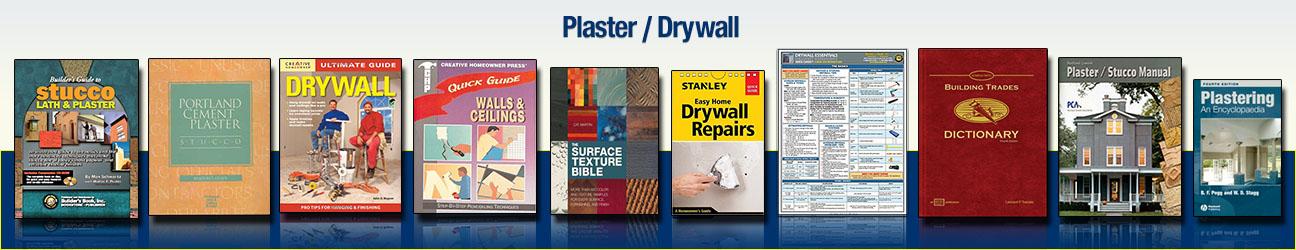 Plaster / Drywall