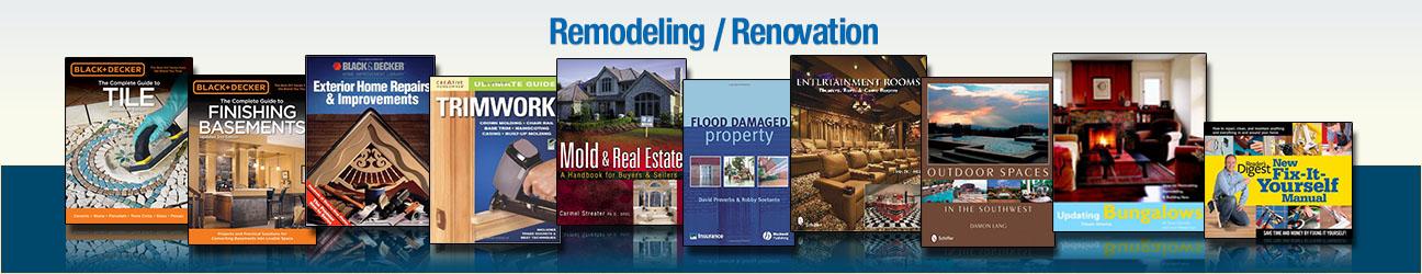 Remodeling / Renovation