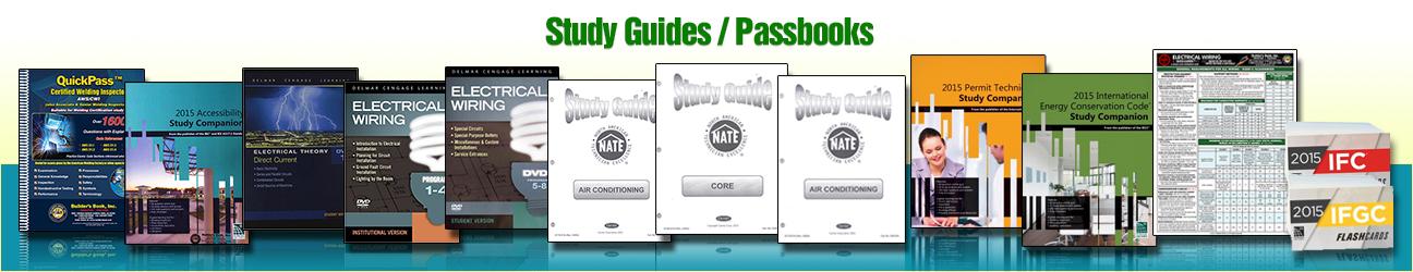 STUDY GUIDES / PASSBOOKS