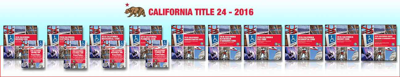 2016 Edition - California Title 24