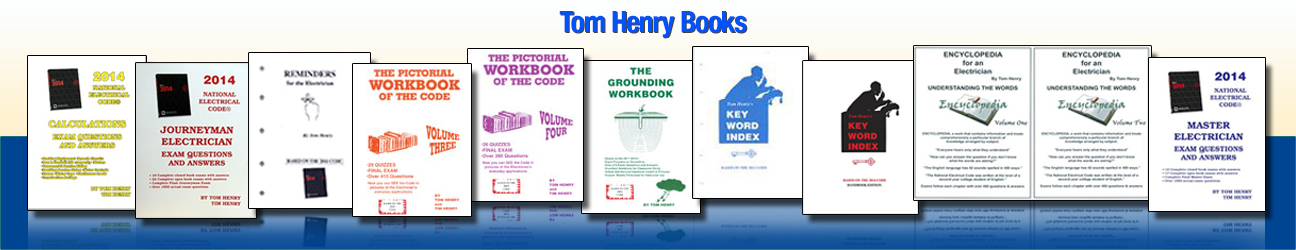 Tom Henry Books