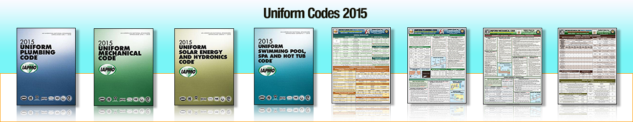 2015 Uniform Codes