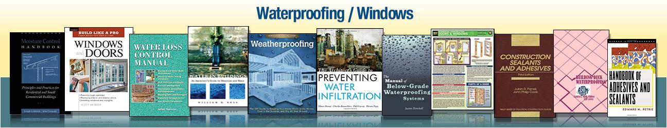 Waterproofing / Windows