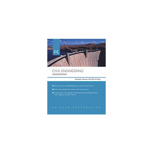 Civil Engineering: License Review by Donald G. Newnan