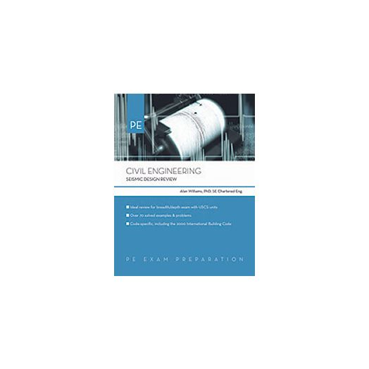 Civil Engineering: Seismic Design Review by Alan Williams