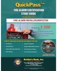 Fire Alarm Certification Exam QuickPass Study Guide Based On The National Fire Alarm Code