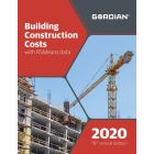 2020 Building Construction Costs Book  with RSMeans Data