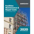 2020 Facilities Maintenance & Repair Costs Book with RSMeans Data