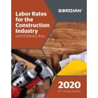 2020 Labor Rates for the Construction Industry Book with RSMeans Data