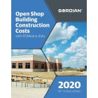 2020 Open Shop Building Construction Costs Book with RSMeans Data