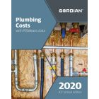 2020 Plumbing Costs Book with RSMeans Data