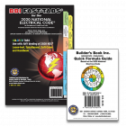 2020 National Electrical Code NEC Colored Fast-Tabs For Softcover, Spiral, Loose-Leaf And Handbook & Quick Formula Guide !