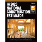 2020 National Construction Estimator (Book with Free Software Download)