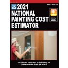 2021 National Painting Cost Estimator (Book with Free Download Software)