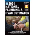 2021 National Plumbing & HVAC Estimator (Book with Free Software Download) PRE-ORDER