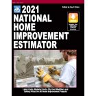 2021 National Home Improvement Estimator (Book with Free Software Download)