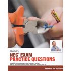 Mike Holt's 2017 NEC Exam Practice Questions Textbook