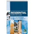 Residential Inspector's Guide: Based on the 2015 International Residential Code, Chapters 1-10