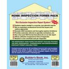 Benchmark Home Inspection FORM 221 L  Form Pack - 15-Form Pack 8.5 In. x 14 In.