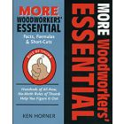 More Woodworkers' Essential: Facts, Formulas & Short-Cuts: Figure It Out, with or Without Math (Wood