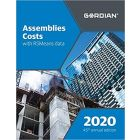 2020 Assemblies Costs Book with RSMeans Data