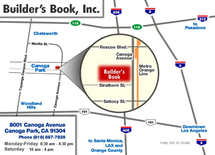 Builders Book Map